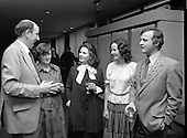 1977 - Accountants Annual Lunch At Jury's Hotel Dublin