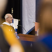 Undergraduate Commencement Ceremony May 8. (Gonzaga photo by Edward Bell)