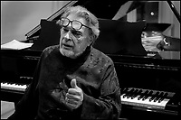 Leon Fleisher, pianist, conductor