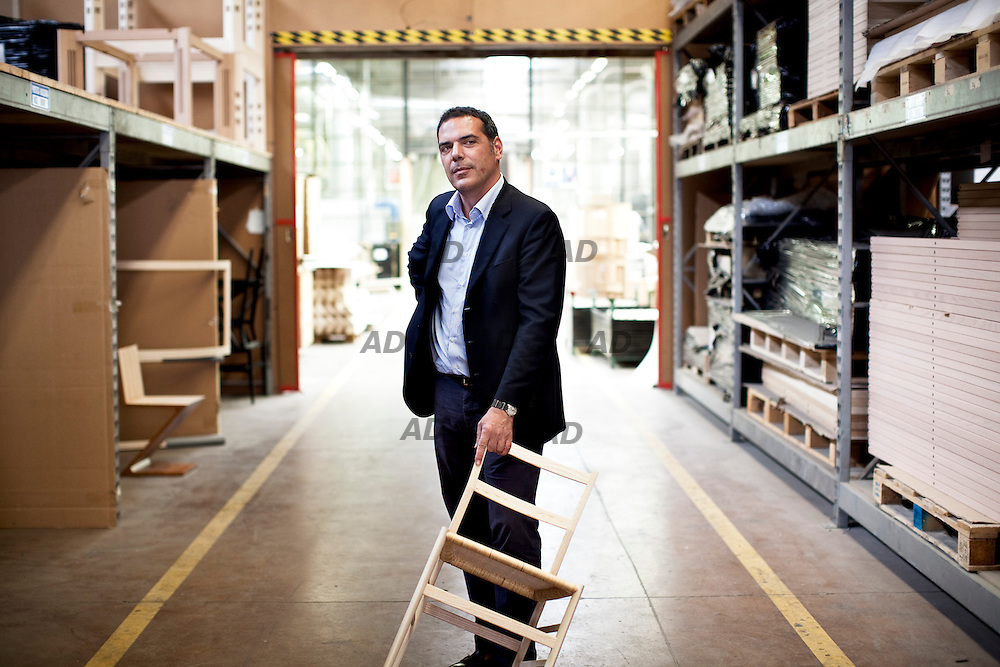 Gianluca Armento, Cassina Brand Director *** General Caption *** Cassina operates at an industrial level in the contemporary furnishing sector, with special skills relative to upholstered furniture and wood and leather working as well as with other precious materials. It produces chairs, tables, armchairs, sofas, furniture items and beds. Some of the basic objectives of the company strives for the highest quality through an excellent combination of industrial technology and artisan manufacturing procedures, the ever-increasing development of its own research capacities at what is already an internationally recognised level and the preservation of its historical values and traditions. The products in the Cassina collection reveal the company mission. Different languages and cultures are embraced, and ample space is given to experiments in style and materials. Many Cassina products appeared futuristic on their debut, and several were almost disconcerting. However, time and the company's farsightedness in continuing to present these pieces have made them classics that blend perfectly with the rest of the collection.