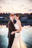 Jen & Devan's Beautiful Fall Wedding, Cambridge Mill