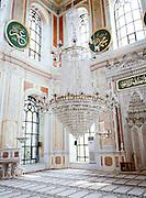Interior of Ortakoy Mosque