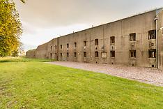Fort bij Spijkerboor, Natuurmonumenten, Westbeemster, Beemster, Noord Holland
