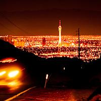 Las Vegas by Chris Maluszynski