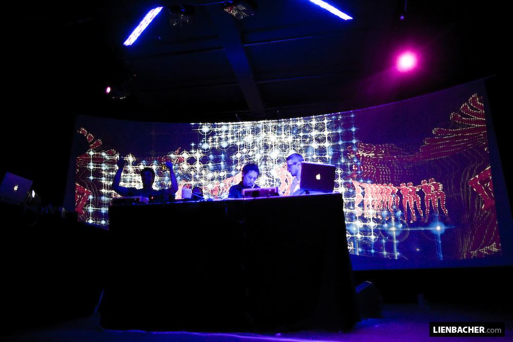Gideon !Live @ SAKOG reopening party & Heiko Laux @ SAKOG reopening party
