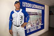 Cuba baseball Havana Estadio Latinoamericano