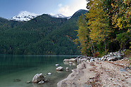 Chilliwack Lake Provincial Park Photos