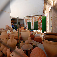 Craft shop in Sant Francesc, Formentera