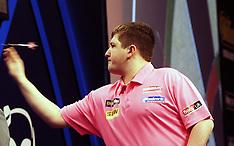 DEC 18 2014 World Darts Championships Alexandra Palace London