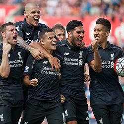 150809 Stoke v Liverpool