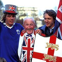 Finland - England 21.5.1985