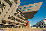 University of Economic Scienes, Campus, Zaha Hadid, Vienna, Austria