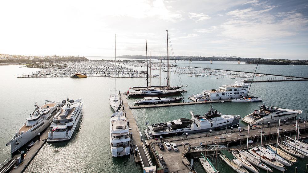 Silo Marina. Auckland 24 November 2016.  Photo:Gareth Cooke/Subzero Images