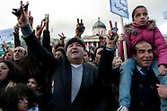 Victory Celebration for Egyptians in London 12.2.2011