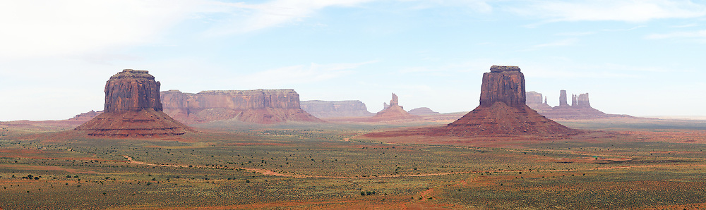 Monument Valley, Arizona, USA.