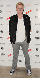 Gerard McCarthy attends March of the Mods launch party to celebratethe launch of  Richard Weight's new Green Label Collection and book at Gibson Lounge, Eastcastle Street, London, W1 on Wednesday 11 February 2015