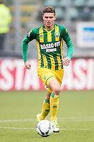 DEN HAAG - ADO Den Haag - De Graafschap , Voetbal , Eredivisie, Seizoen 2015/2016 , Kyocera stadion , 18-10-2015 , ADO Speler Danny Bakker