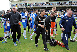Bristol Rovers - Photo mandatory by-line: Neil Brookman/JMP - Mobile: 07966 386802 - 03/05/2015 - SPORT - Football - Bristol - Memorial Stadium - Bristol Rovers v Forest Green Rovers - Vanarama Football Conference