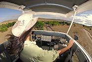 Safari on the Masai Mara
