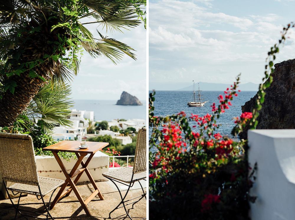 Island of Panarea, north of Sicily