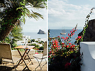 Island of Panarea, north of Sicily