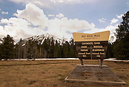 Red Rock Pass, entering Red Rock Lakes National Wildlife Refuge, Centenial Mountains, Montana Idaho border, Continental Divide