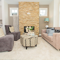Show suite of the www.Mardaliving.ca Townhomes