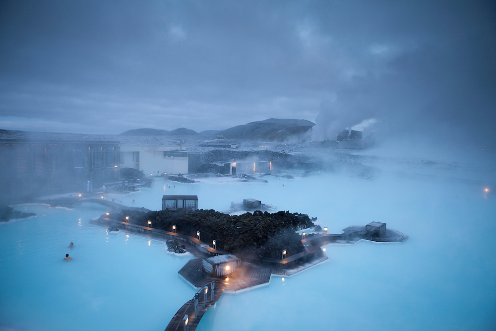 Geothermal Power Stations in Iceland | Commercial Industrial Corporate ...