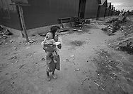 Fifty families affected by HIV and AIDS were evicted from the Borei Keila neighborhood in central Phnom Penh, Cambodia and recloated 20 kilometers (12.5 miles) to a site known as Tuol Sambo.   It is now called Cambodia&rsquo;s &ldquo;AIDS colony.&rdquo;<br />