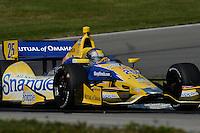 Marco Andretti, Mid Ohio Sports Car Club, Lexington, OH USA 8/3/2014