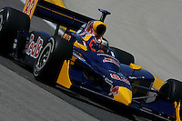 Patrick Carpentier at the Milwaukee Mile, ABC Supply Co./AJ Foyt 225, July 25, 2005