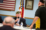 The Tomah Wisconsin Veterans Benefit Conference at the Tomah American Legion Post in Tomah, Wisc, on Monday, June 22. Photo by Ben Brewer.