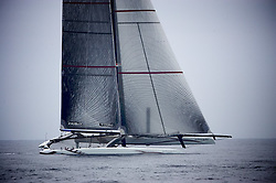 ffeb the 8th, first schedulled race 33 ac., cancelled ,Alinghi.