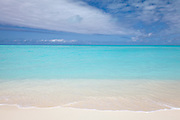 Beach and sky, Midway Atoll