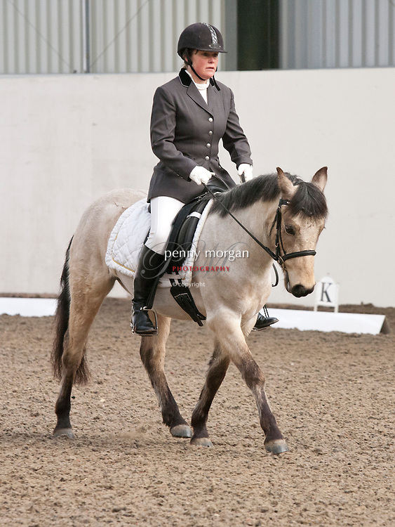 Topthorn dressage competition - 14th March 2013