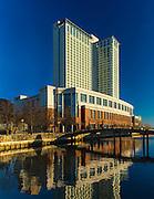 Marriott  Hotel Inner Harbor Baltimore Maryland