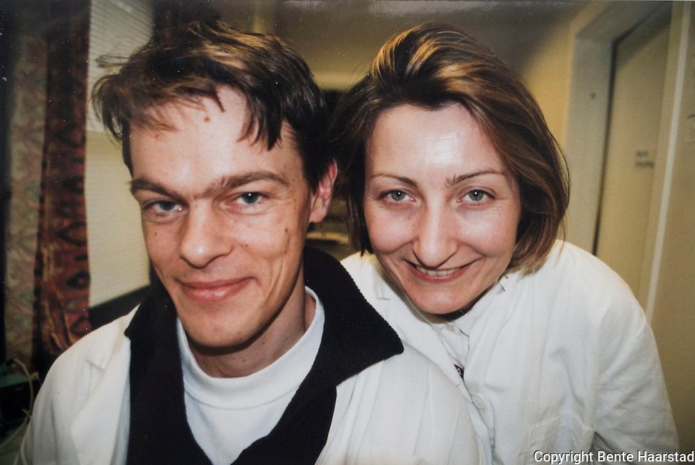 Edvard og May-Britt Moser, won the Nobel prize in medicine.