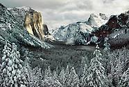 Yosemite Scenics