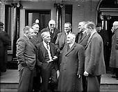 1952 - Beet Growers Association meeting at Buswells Hotel