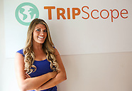 Katelyn O'Shaughnessy, founder of TripScope.