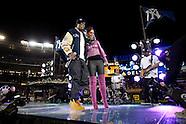 Jay-Z and Alicia Keys - World Series 2009
