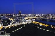 Wien, Donaucity, Österreich