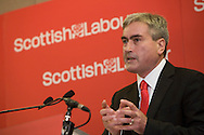 Announcement of Iain Gray as new leader of the Scottish Labour Party and Johann Lamont as Deputy Leader.