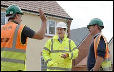 SEP 27 2014 Prime Minister Housing Visit