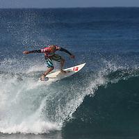 BILLABONG TRIPLE CROWN SURFING NORTH SHORE HI