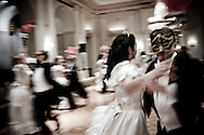 The Viennese Opera Ball in New York City is the biggest and most famous of New York's charity balls. Held yearly at the Waldorf Astoria hotel and opened by debutantes and their escorts.