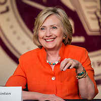 Hillary Clinton in Los Angeles 7-6-2015