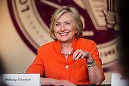 Hillary Clinton in Los Angeles 7-6-2015