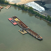 Aerial view of  Dredging at the Port of Wilmington, DE and Christian River. Aerial view of Nautical Vessel Aerial view of Nautical Vessel Aerial view of Nautical Vessel Aerial view of Nautical Vessel