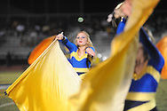 Oxford High band member plays vs. New Hope in high school football in Oxford, Miss. on Friday, September 28, 2012. Oxford won 29-17 to improve to 6-0.